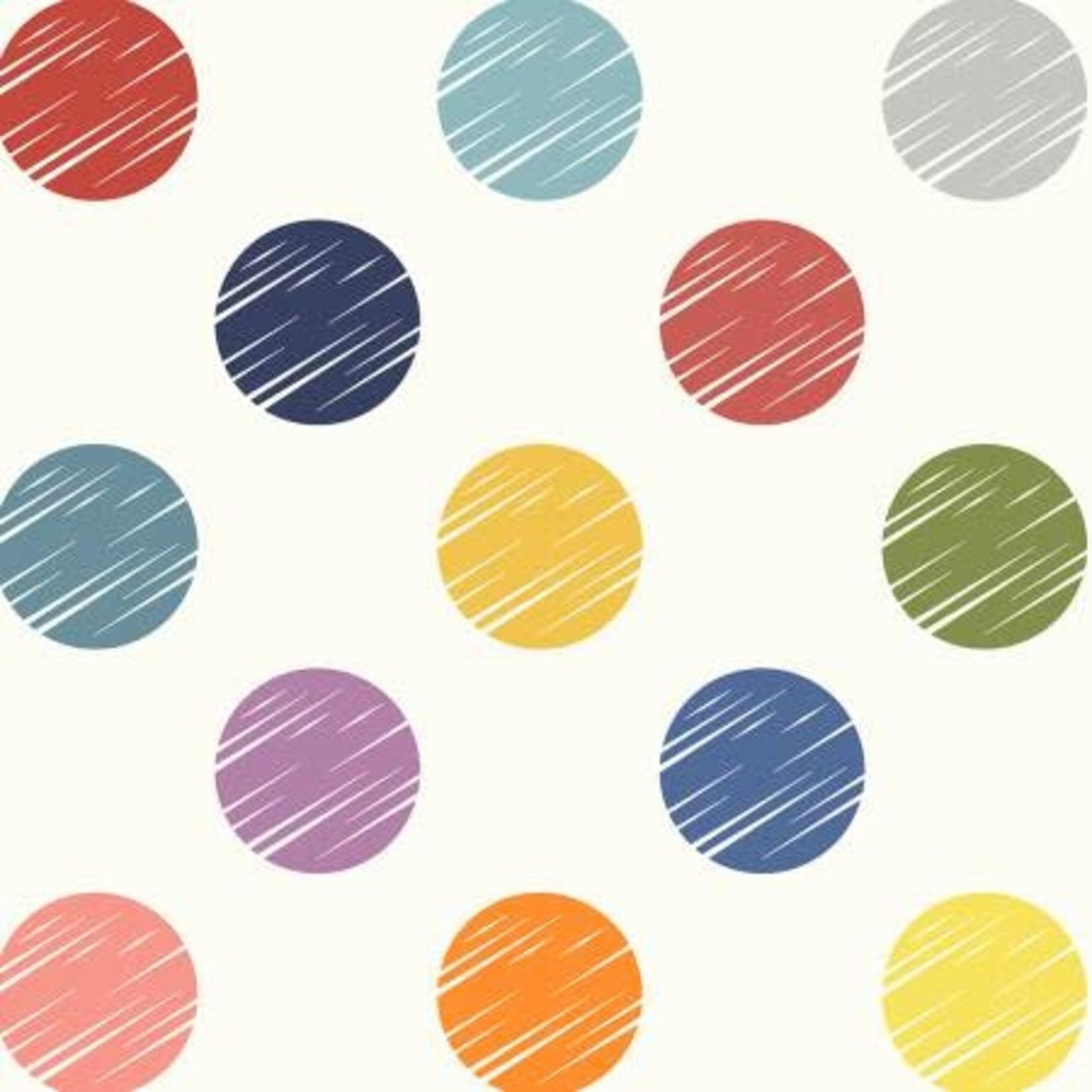 Windham Fabrics Lava - Wit