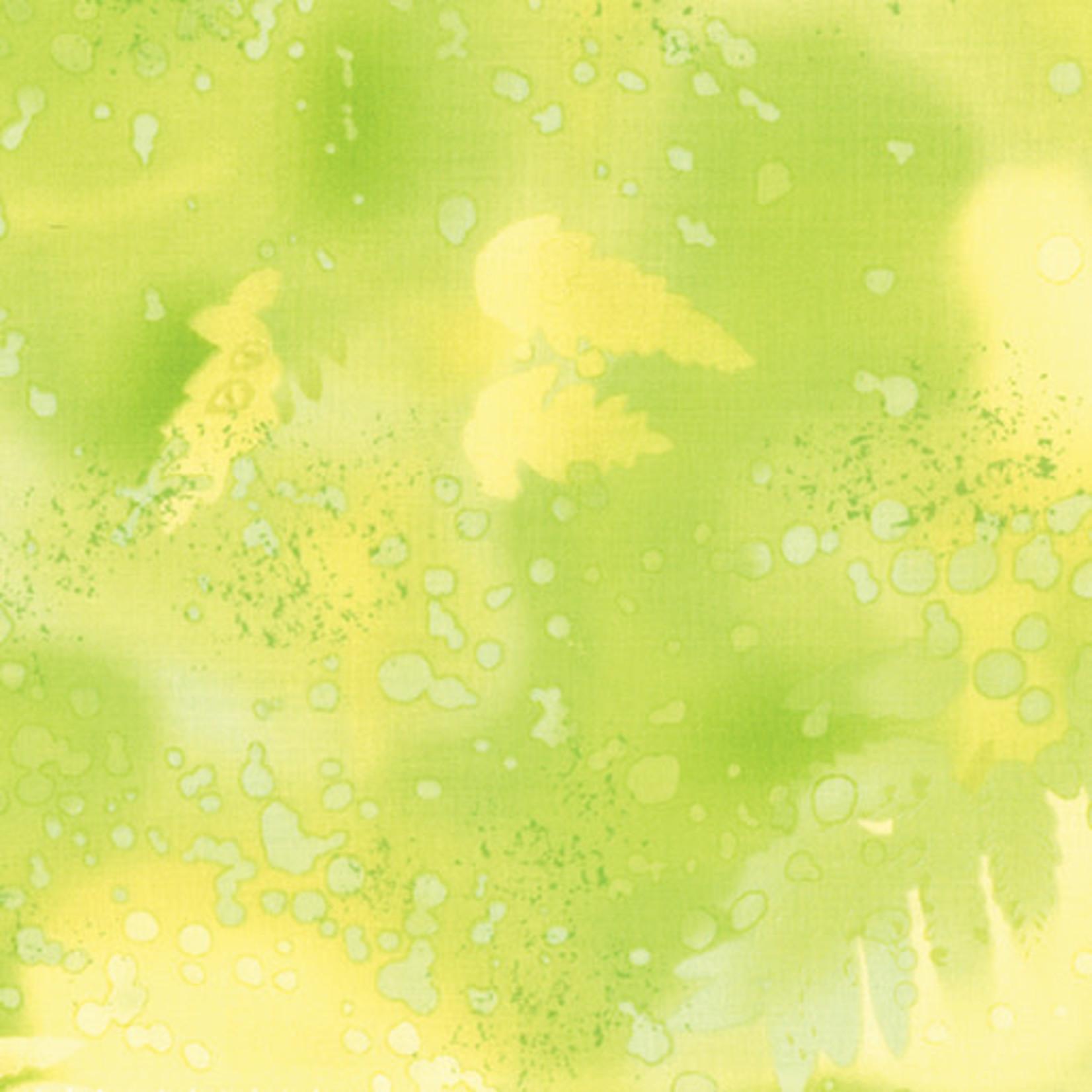 Benartex Studio Fossil Fern - Lemonade