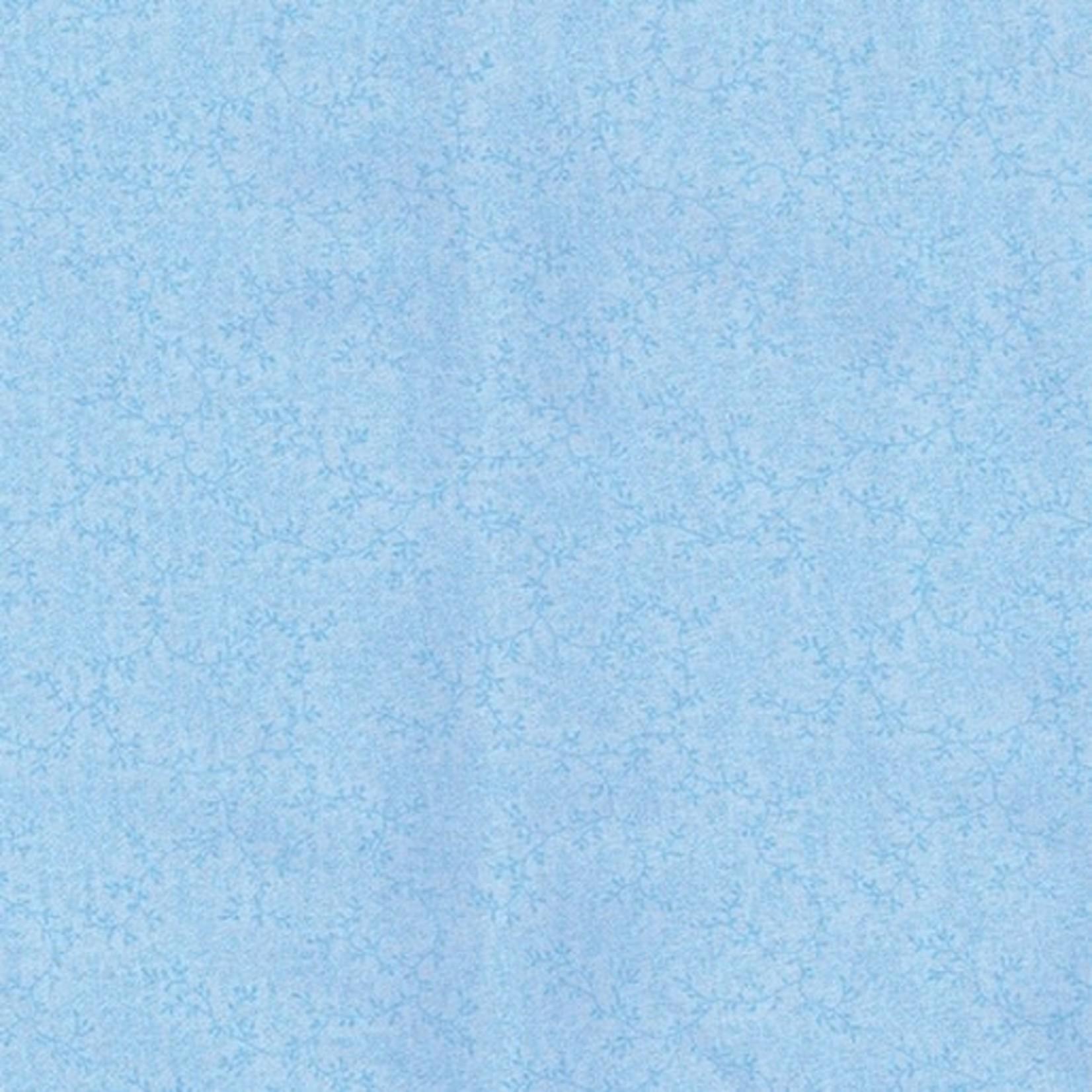 Benartex Studio Delicate Vines - Light Blue