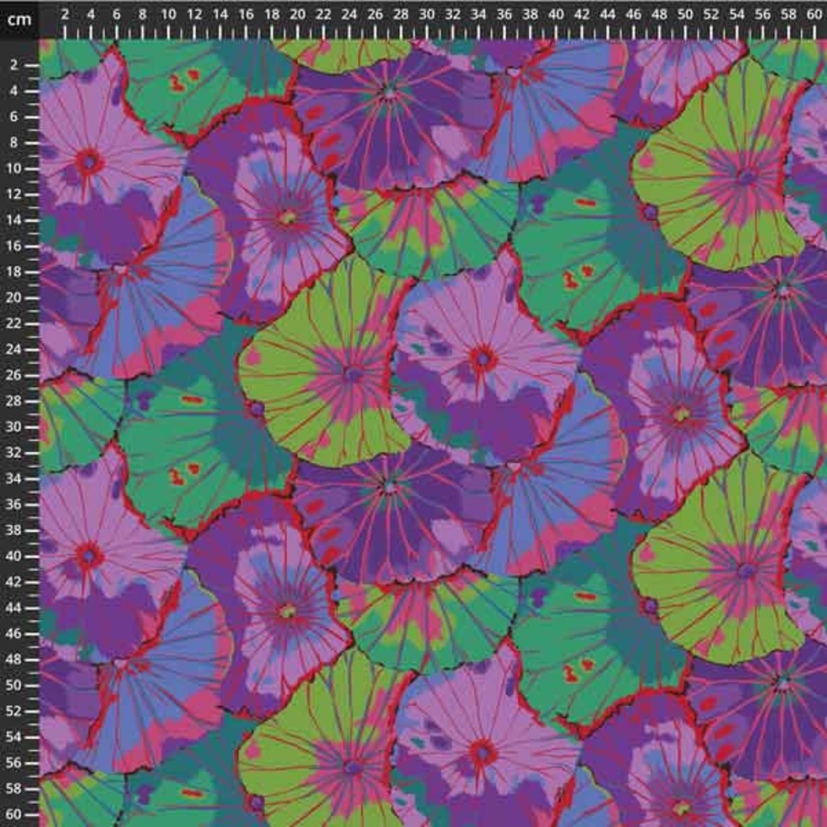 FreeSpirit Fabrics Lotus Leaf - Purple