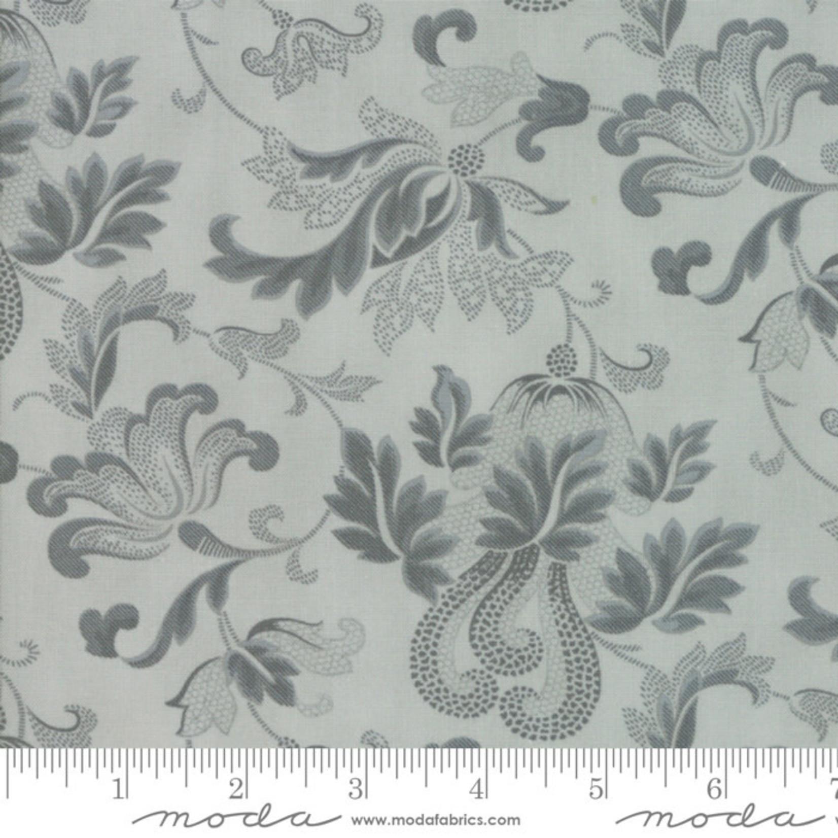 Moda Fabrics 3 Sisters - Rosewood - Flourish - Frost
