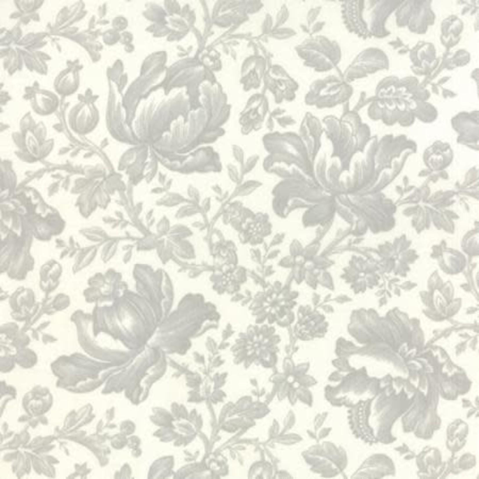 Moda Fabrics 3 Sisters - Whitewashed Cottage - Ivory