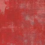 Moda Fabrics BasicGray - Grunge - Light Cherry