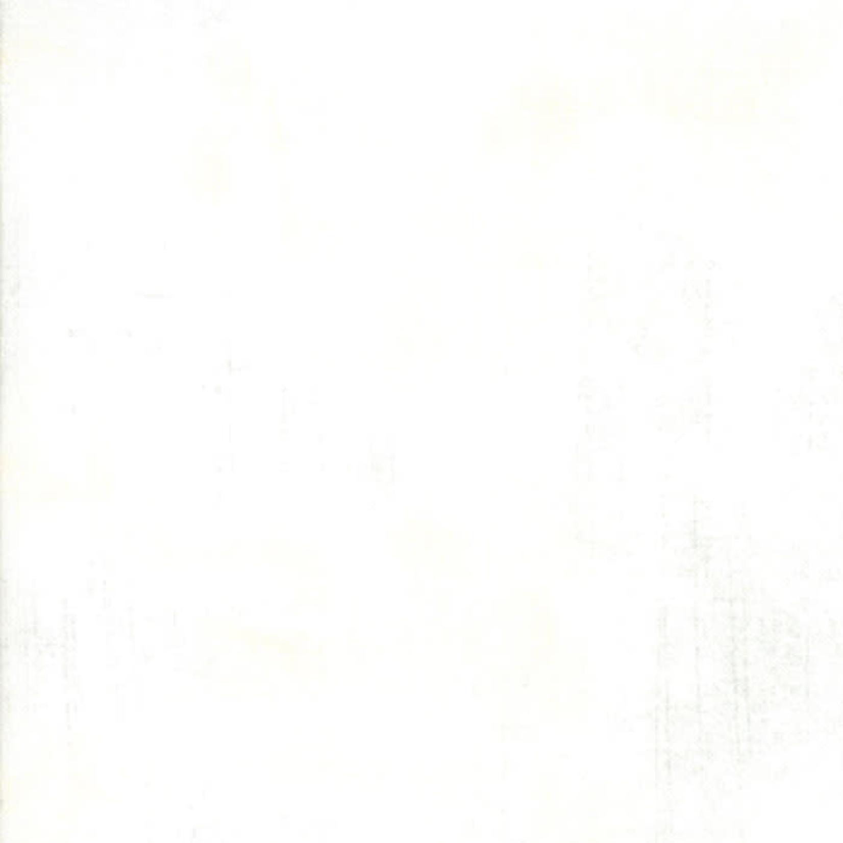 Moda Fabrics BasicGray - Grunge - White