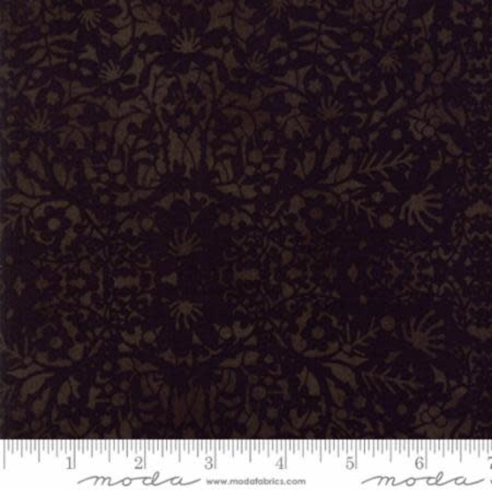 Moda Fabrics BasicGray - Winter Village - Coal