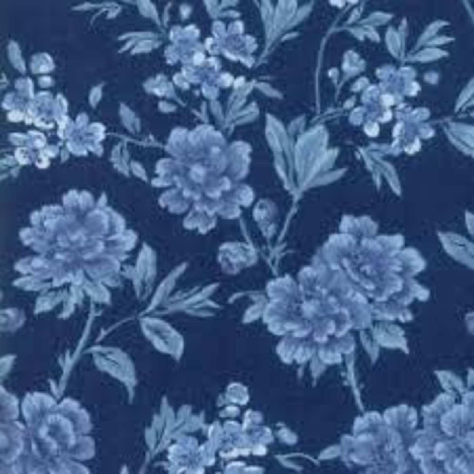 Moda Christopher Wilson-Tate - Regency Blues - Blue