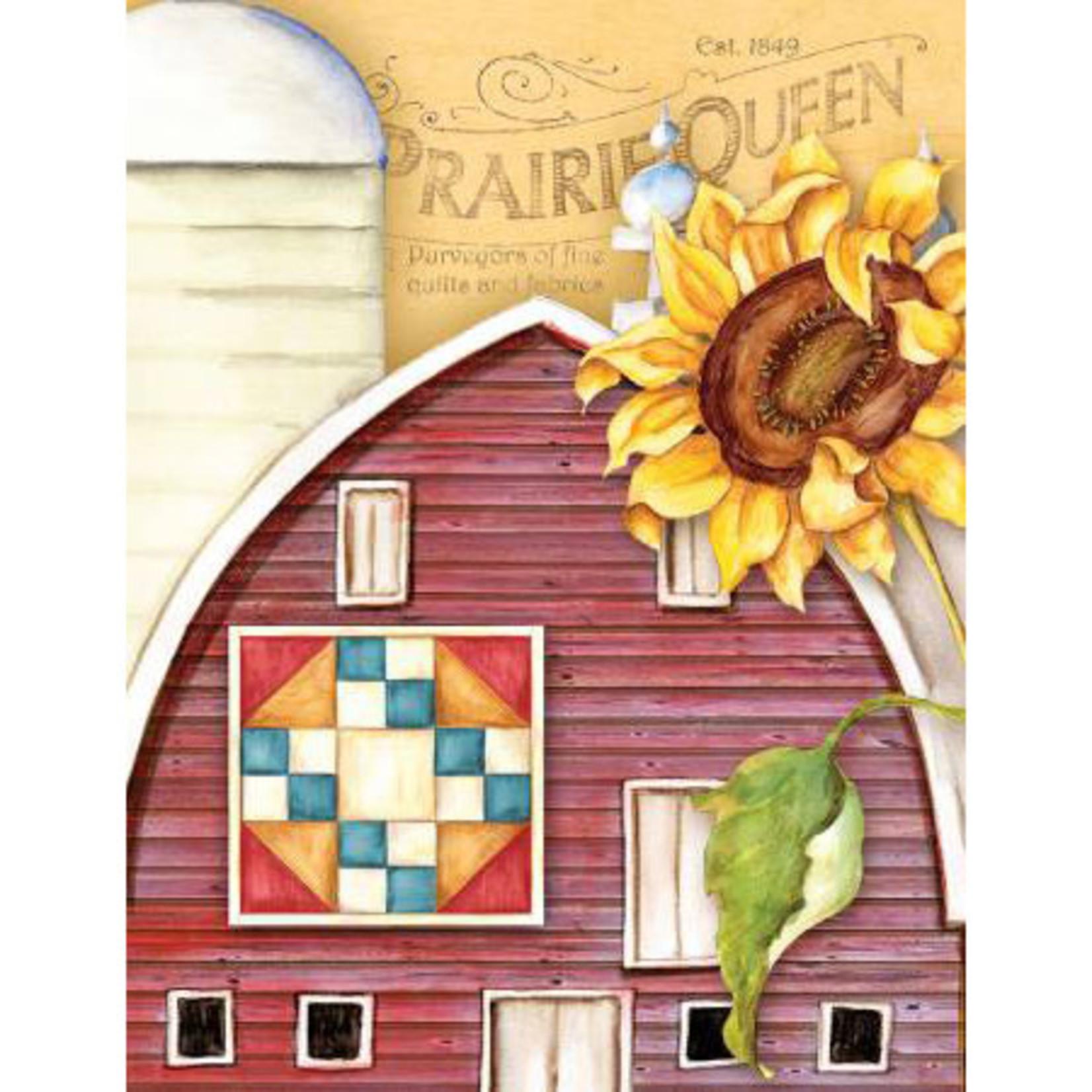 Kaart met Envelop - Prairie Queen
