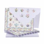 For Art Sake Kaart met Envelop - Tea Pot Quilt