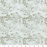 Lecien Fabrics Madame Fleur - Green