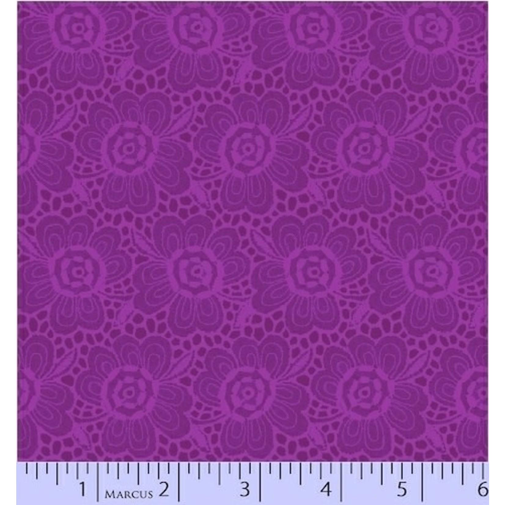 Marcus Fabrics Let It Grow - Purple