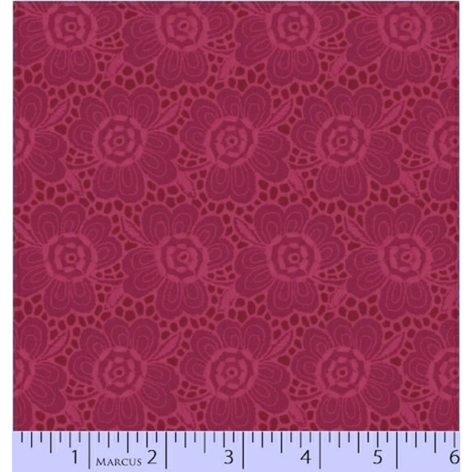 Marcus Fabrics Let It Grow - Red