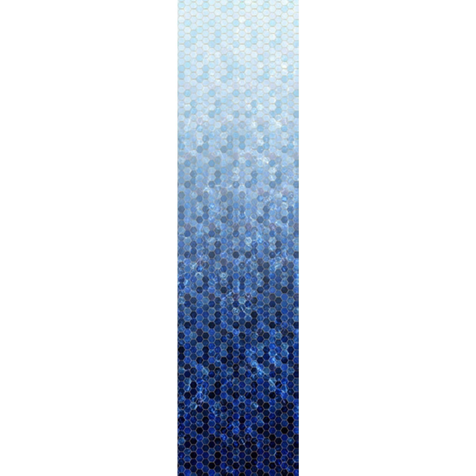 Hoffman Fabrics Backsplash 2.0 - Blue