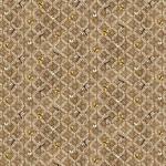 Henry Glass Fabrics Best Of Days - Flower Lattice - Cocoa