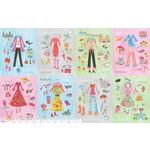 Blend Fabrics Going In Style - Wanderlust Multi