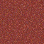 Blank Quilting Barn Dance - Twig With Dots - Red