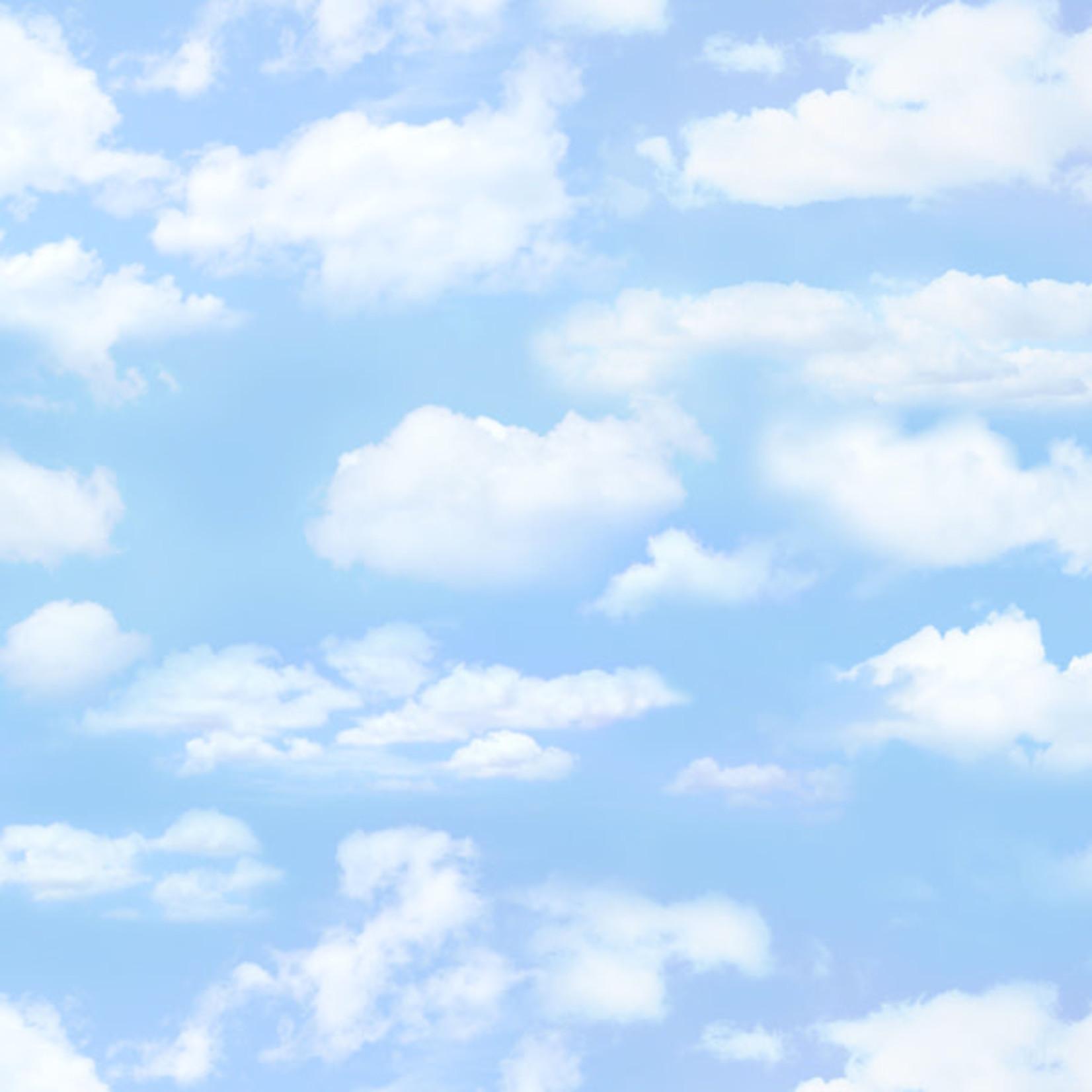 Elizabeth's Studio Landscape Medley - Cloudy Sky