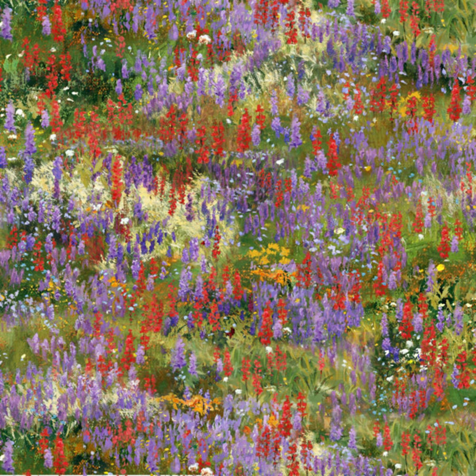 Elizabeth's Studio Landscape Medley - Wildflowers Multi
