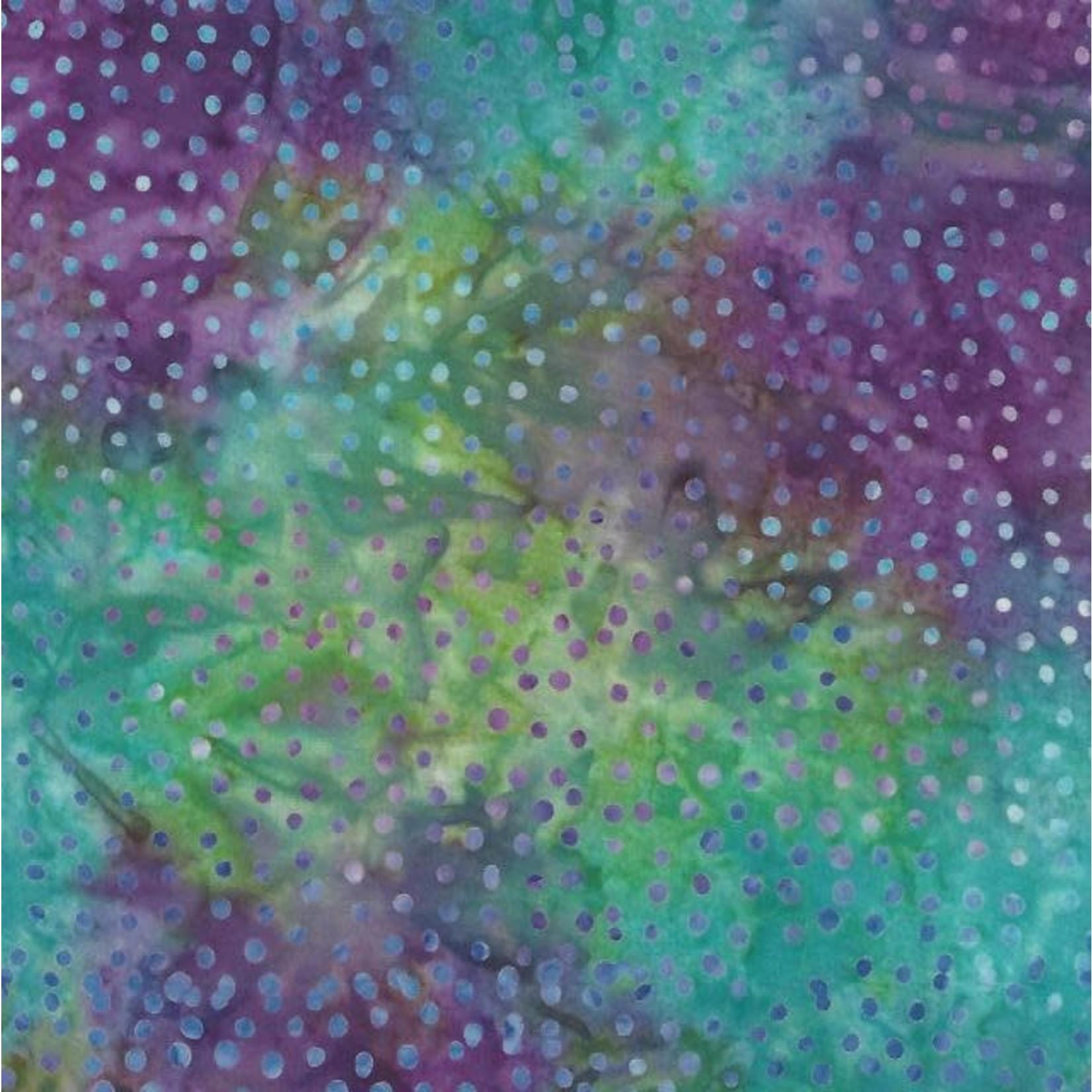 Marienhoffgaarden Dots - Multi Green