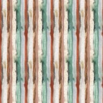 Figo Fabrics Desert Wilderness - Green