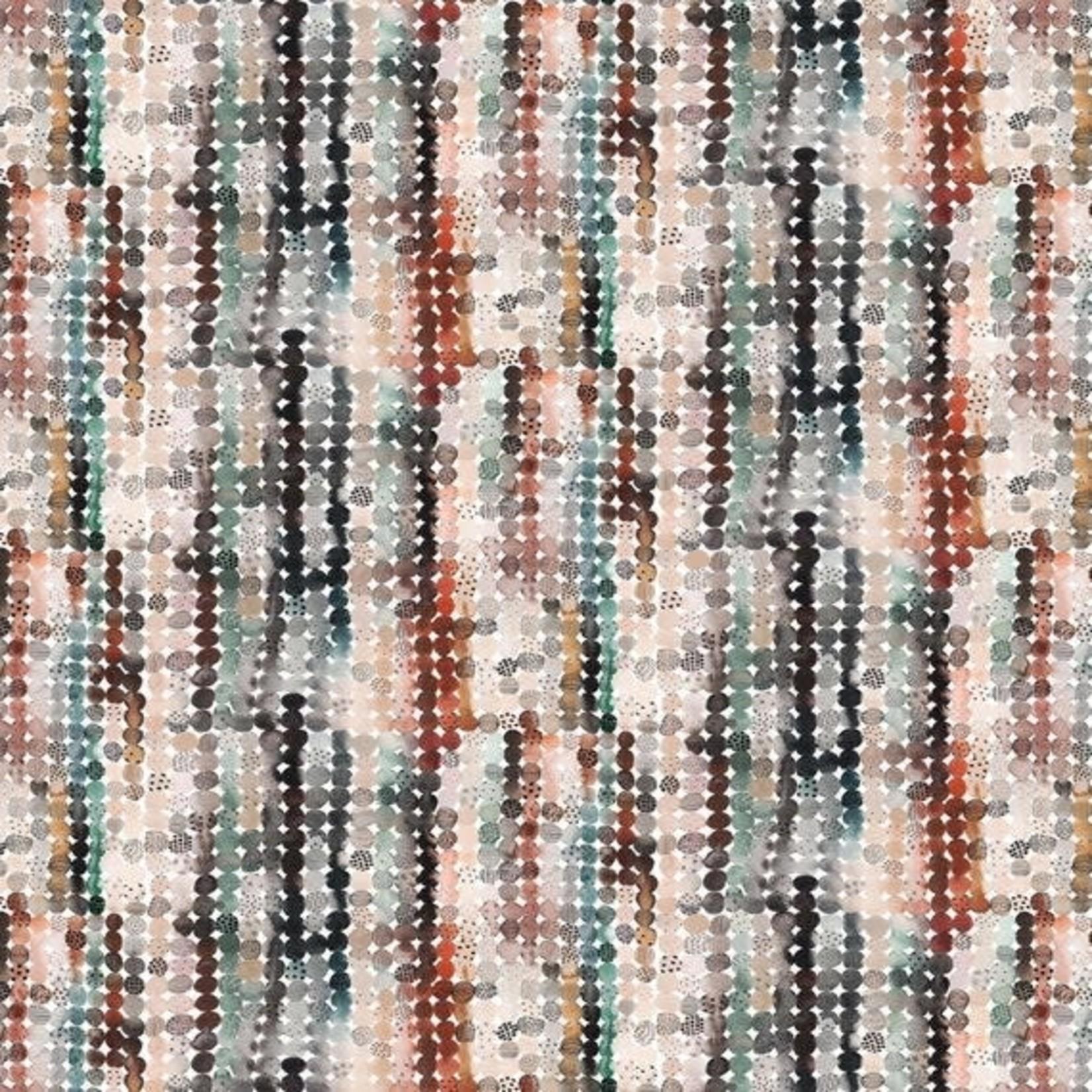 Figo Fabrics Desert Wilderness - Grey
