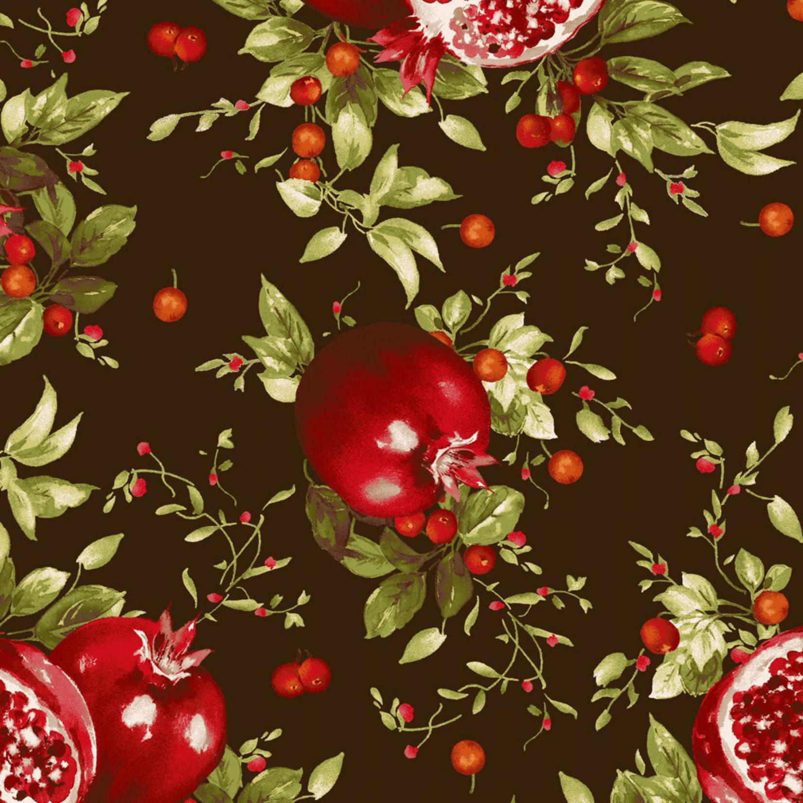 Maywood Studio Bountiful - Pomegranate Small - Brown