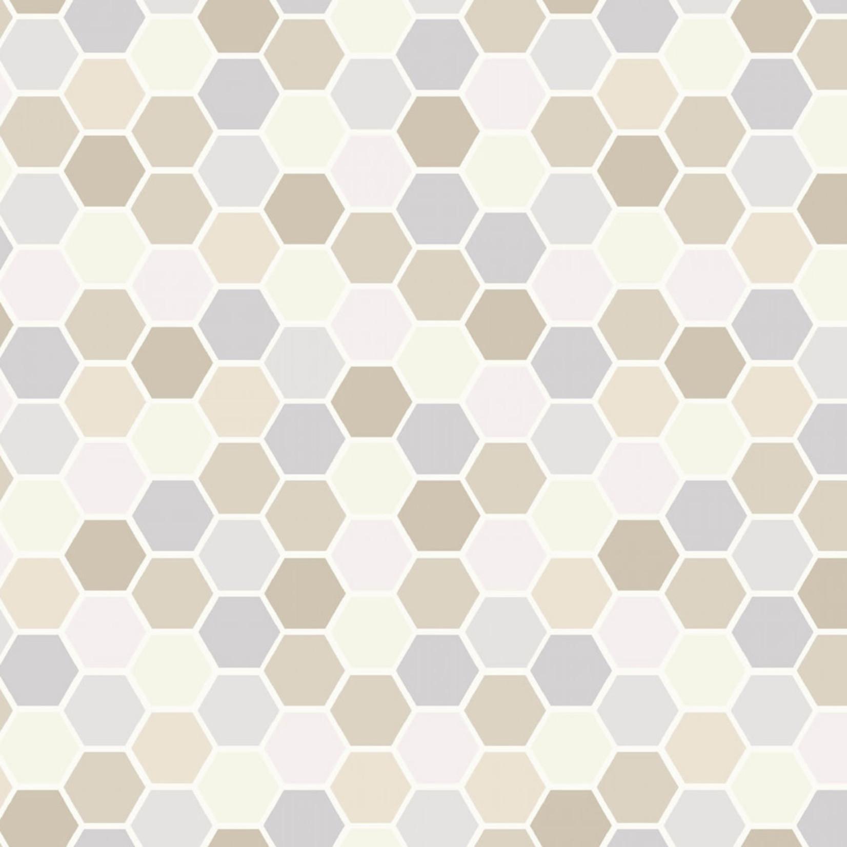 Maywood Studio Make Yourself at Home - Tile - Cream
