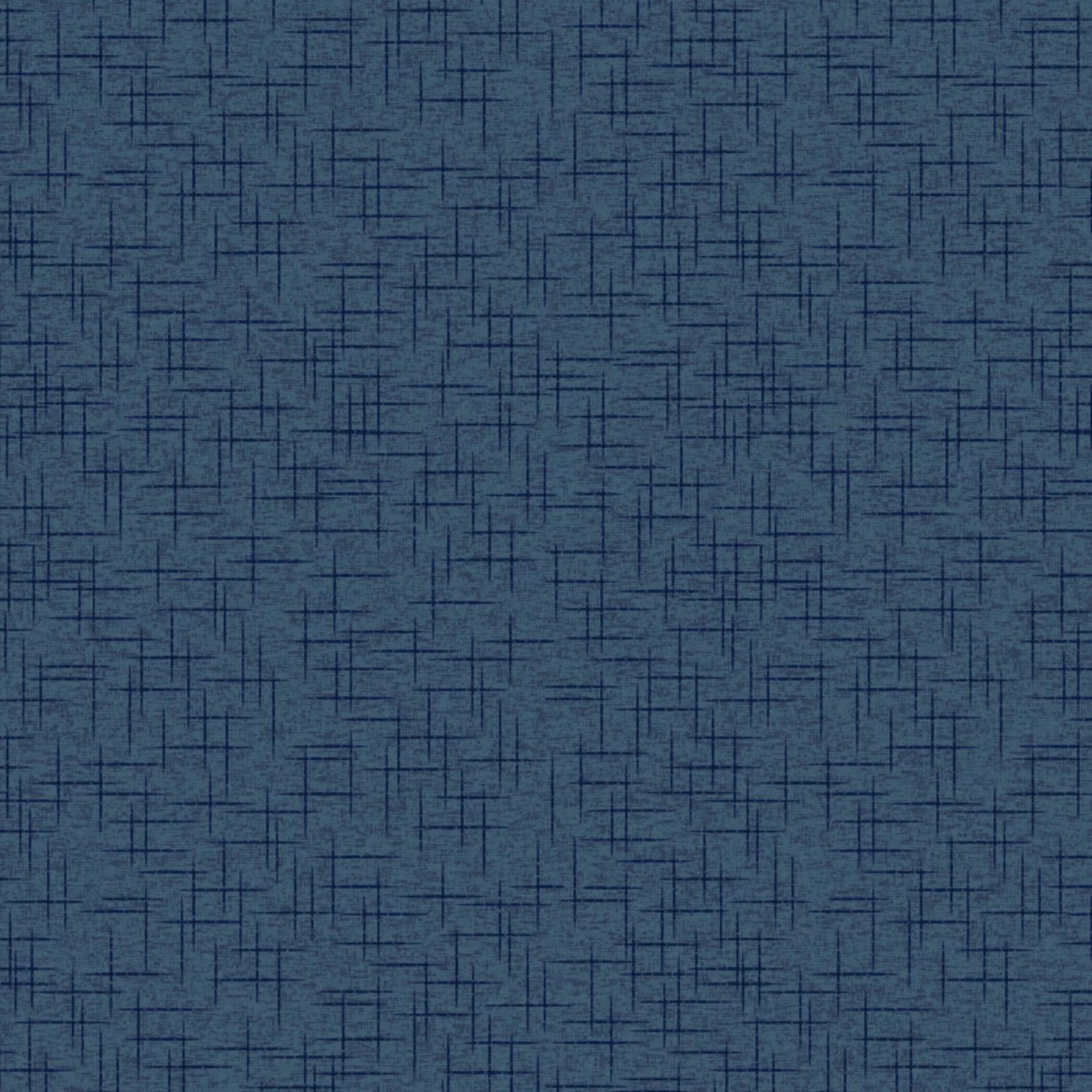 Maywood Studio Make Yourself at Home - Texture - Dark Blue