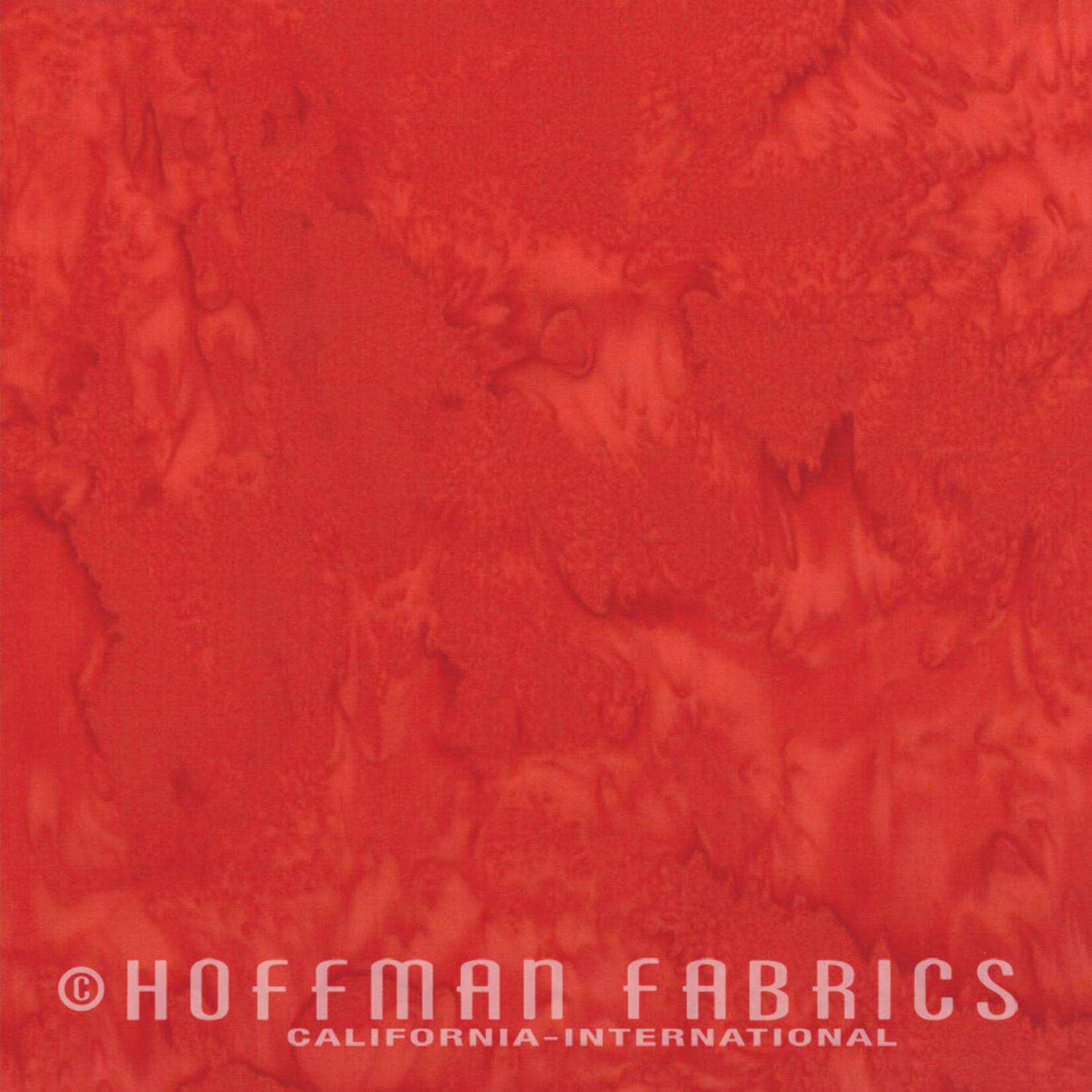 Hoffman Fabrics Watercolors 1895 - 444 Chilies