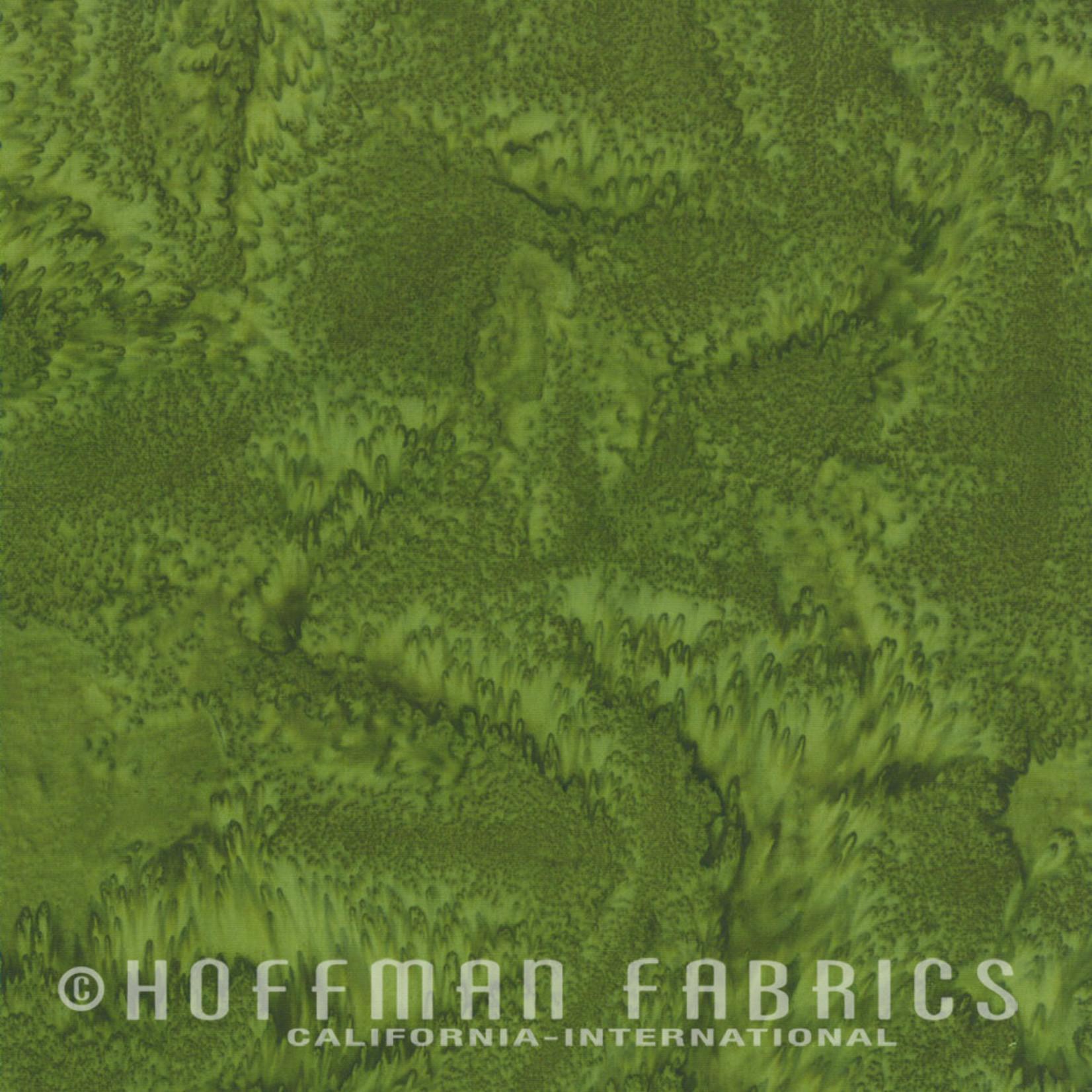 Hoffman Fabrics Watercolors 1895 - 331 Herb