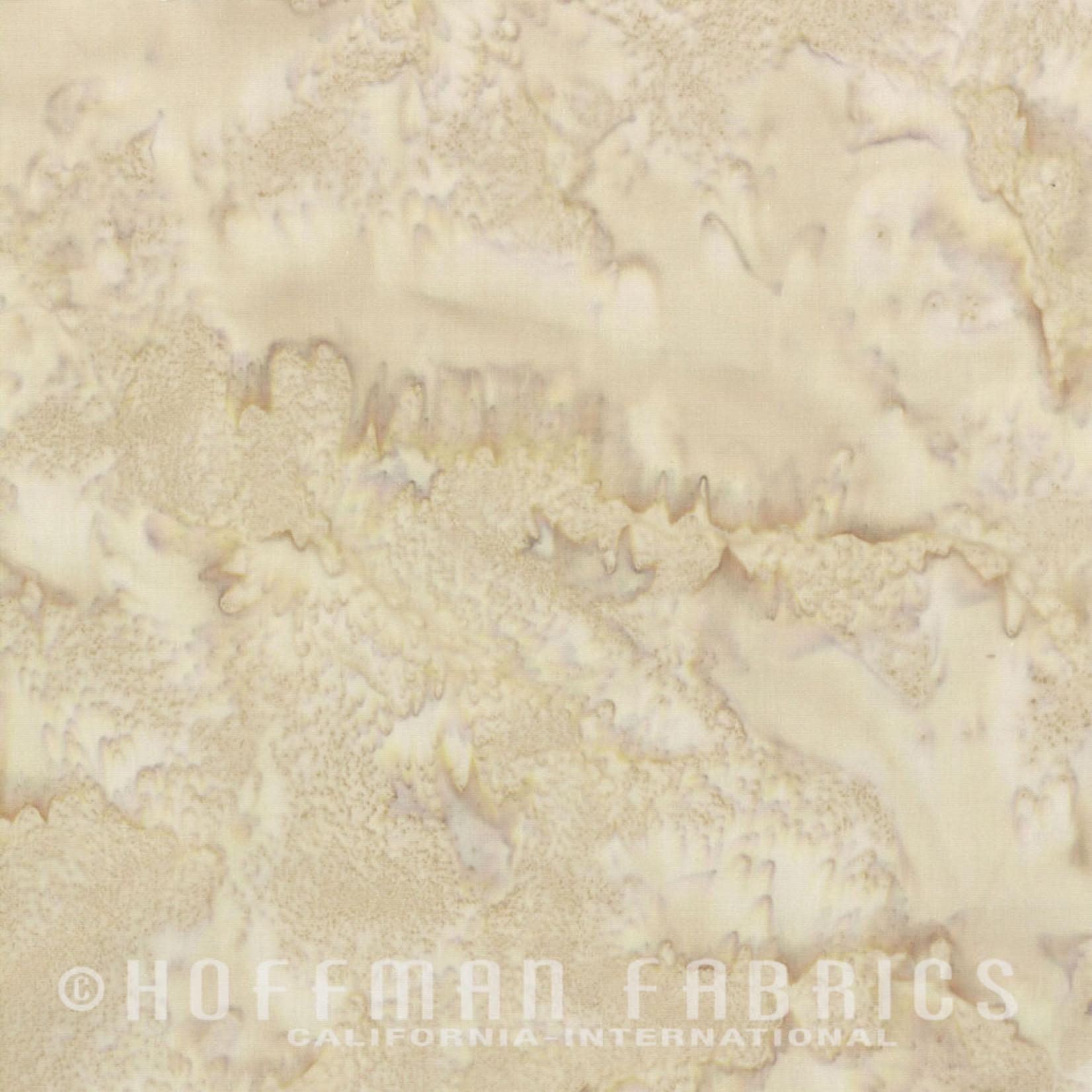 Hoffman Fabrics Watercolors 1895 - 485 Funnel Cake