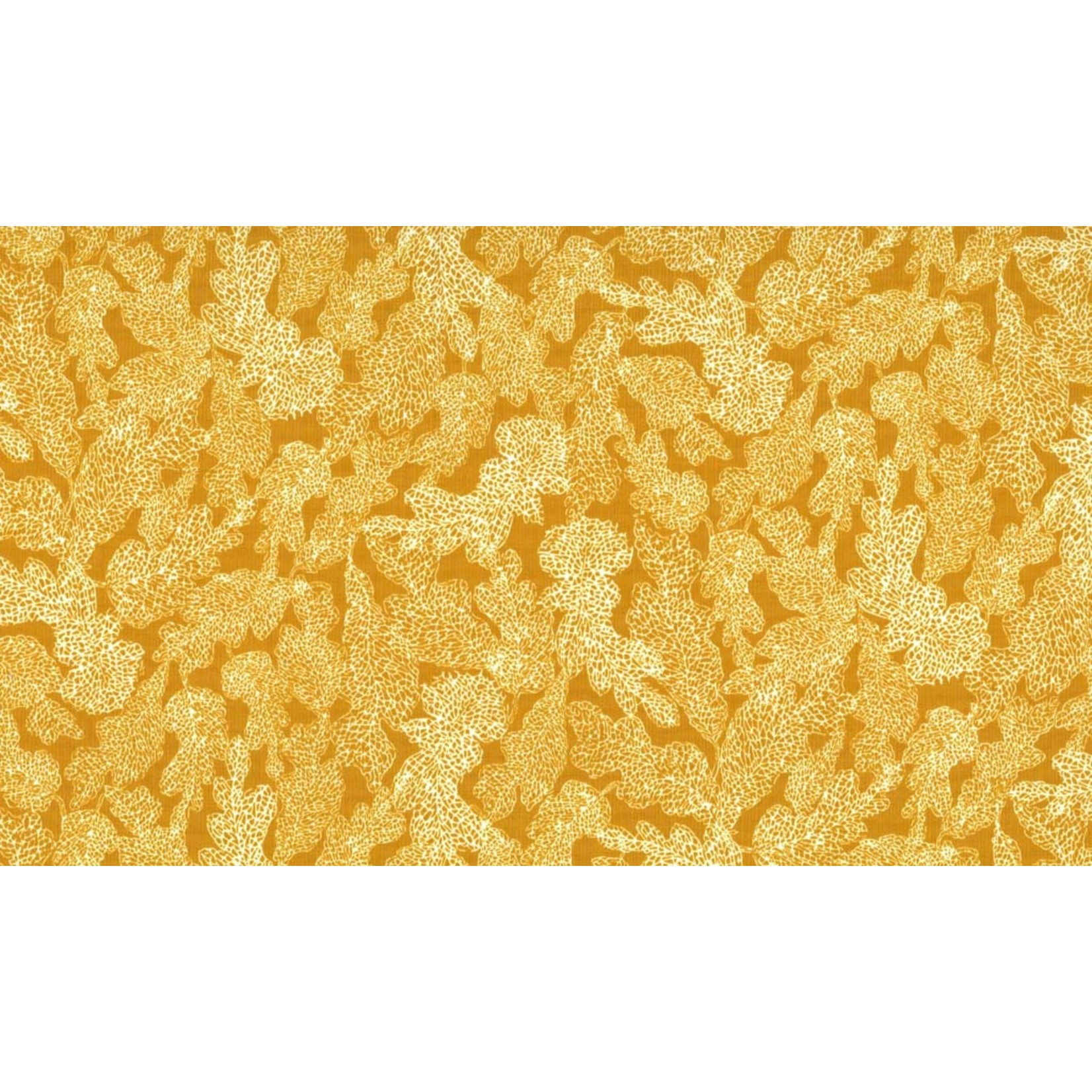 Michael Miller Fishtopia - Coral - Gold