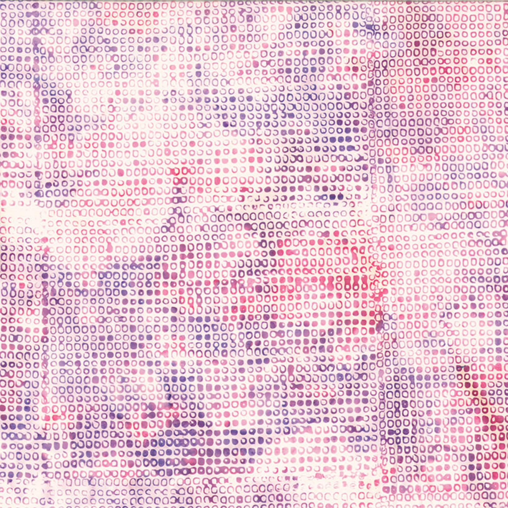 Hoffman Fabrics Bali Batik Shibori 2197 - Cotton Candy