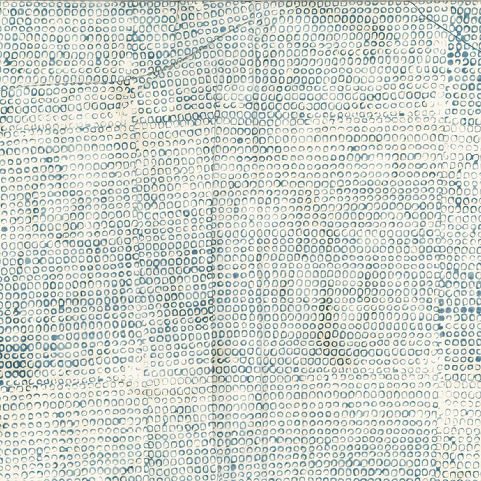 Hoffman Fabrics Bali Batik Shibori 2197 - Ice Blue