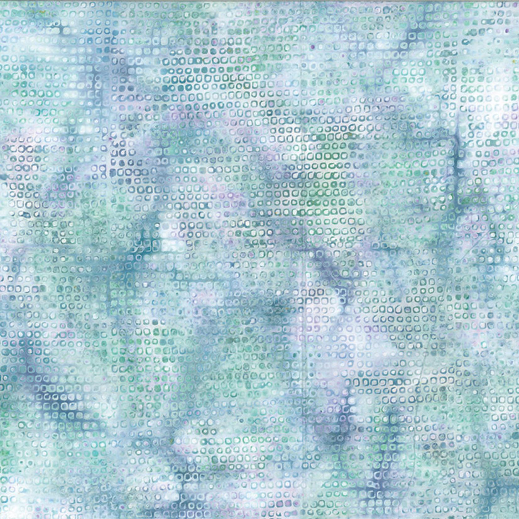 Hoffman Fabrics Bali Batik Shibori - Crystal