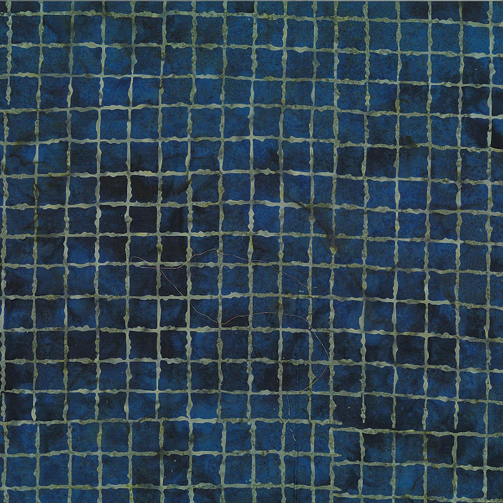 Hoffman Fabrics Bali Batik Grid 2195 - 458 Trellis