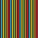Nutex Bugs & Critters - Stripe - Multi