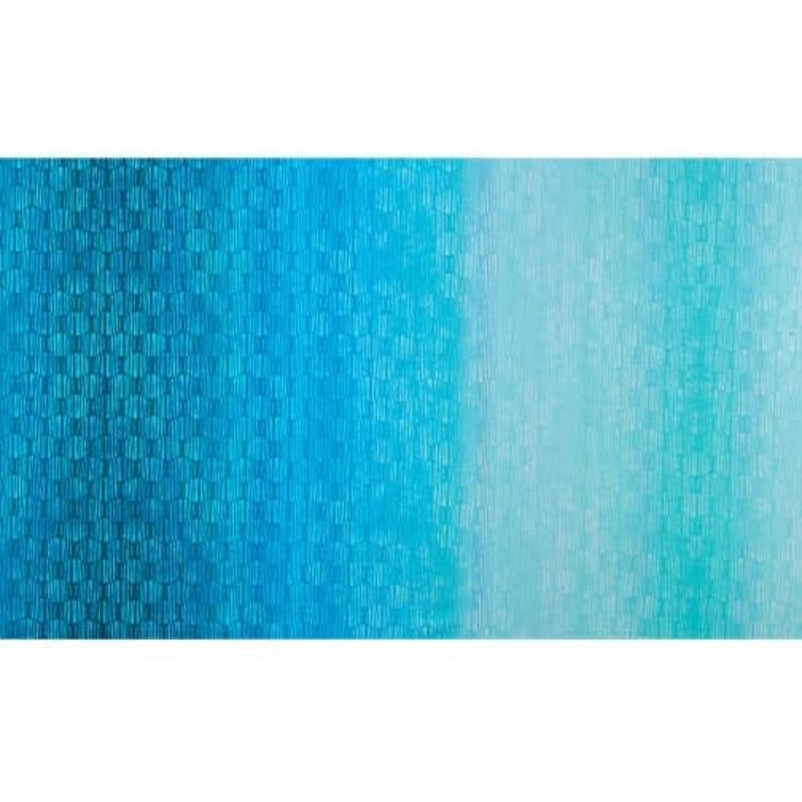 P&B Textiles Meridian - Ombre - Blue