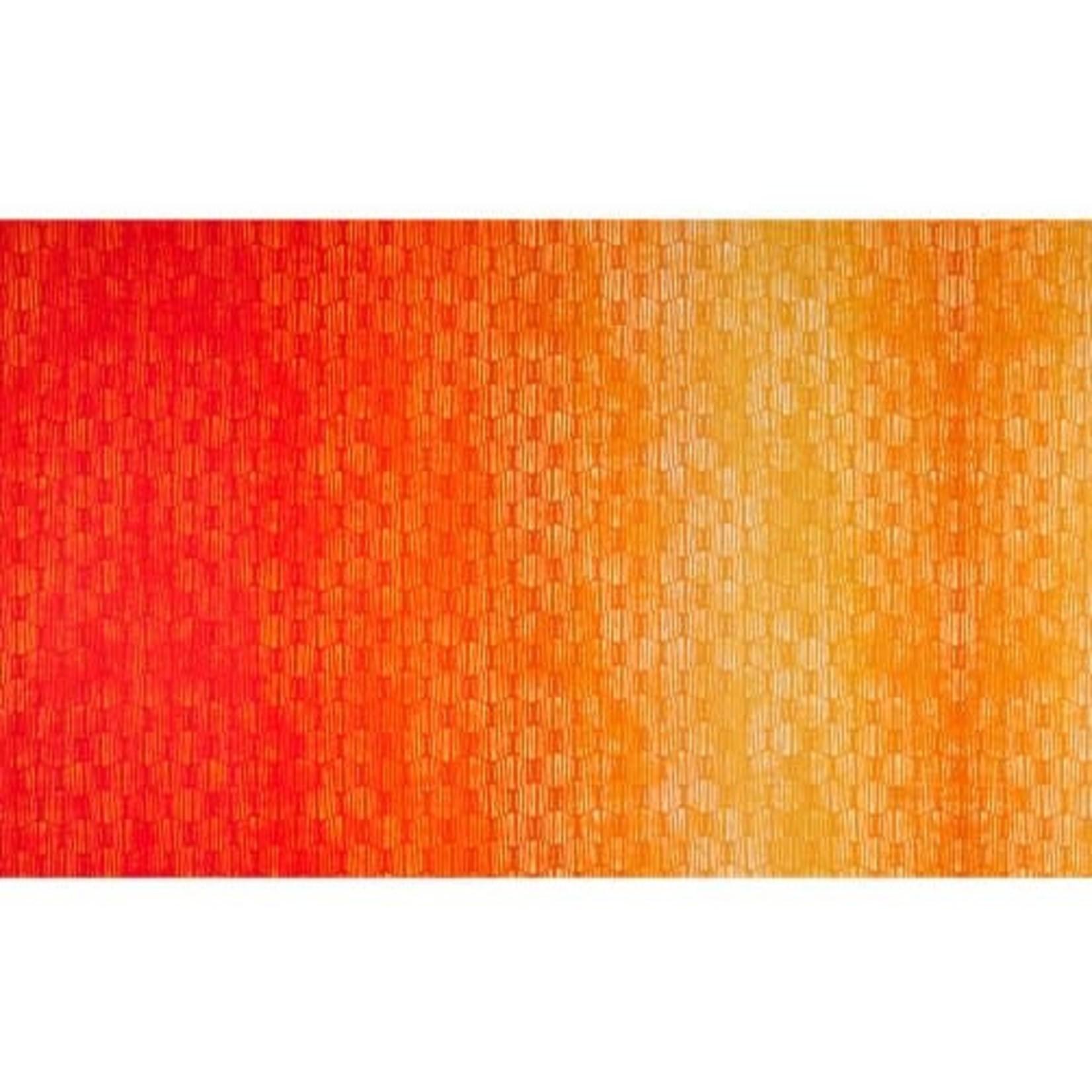 P&B Textiles Meridian - Ombre - Orange