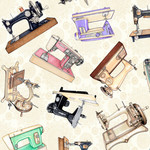 QT Fabrics Tailor Made - Sewing Machines