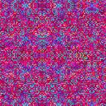 QT Fabrics Zanzibar - Texture - Pink