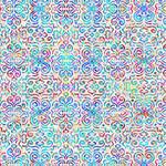 QT Fabrics Zanzibar - Texture - White