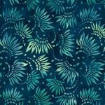Wilmington Prints Petals - Teal