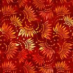 Wilmington Prints Petals - Red
