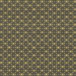 Stof Fabrics Christmas Wonders - Tiles - Walnut Gold
