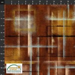 Stof Fabrics Colour Brush - Brown