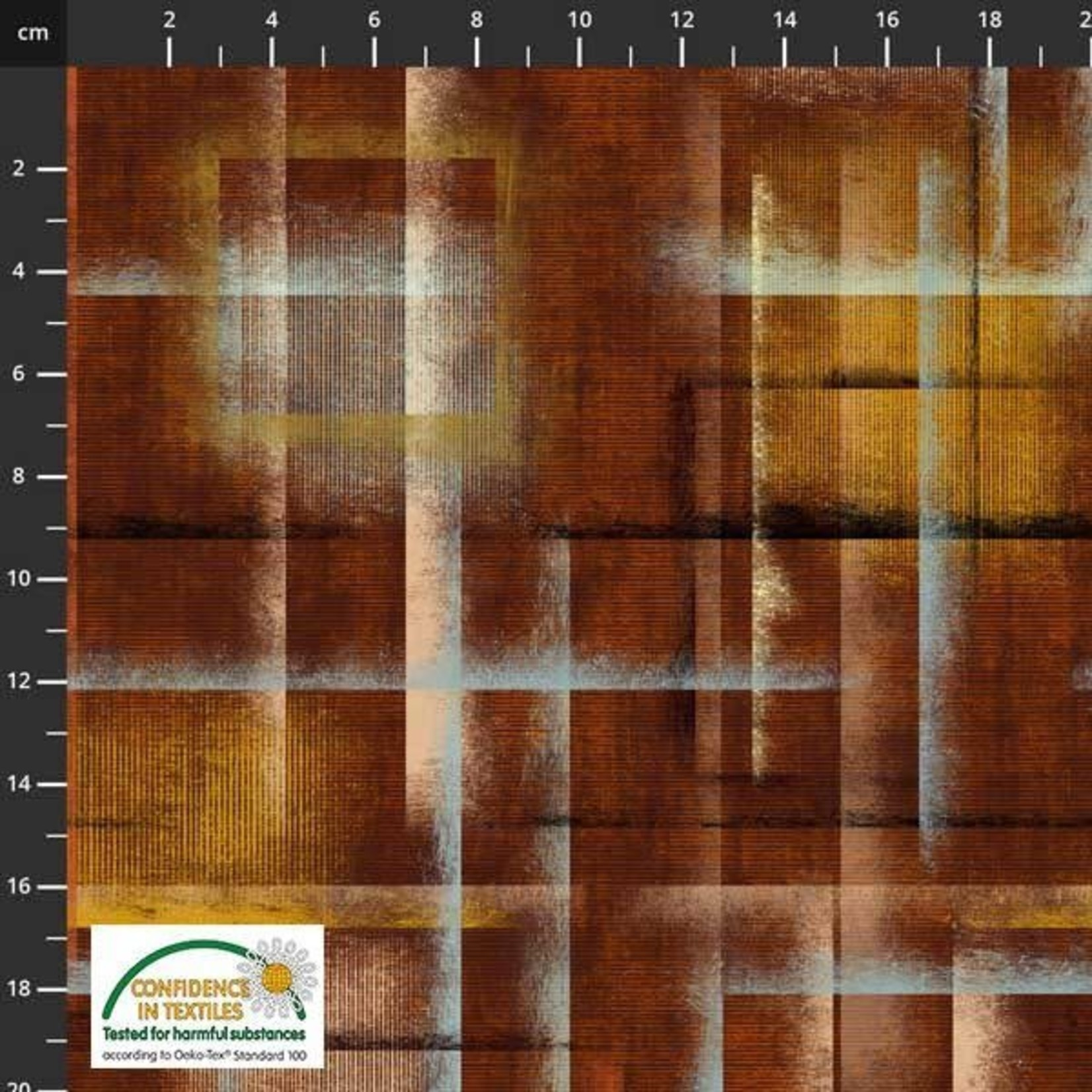 Stoffabrics Colour Brush - Brown