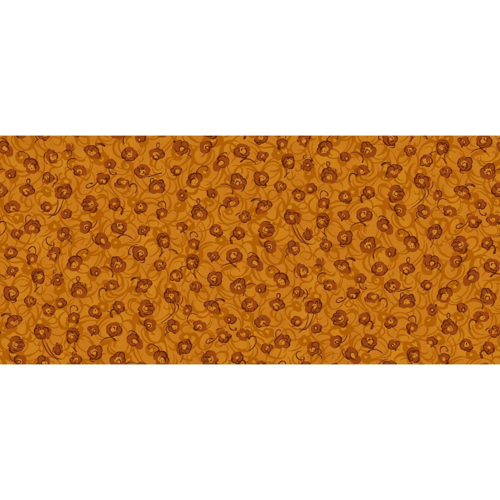 Stof Fabrics Colour Harmony - Brick