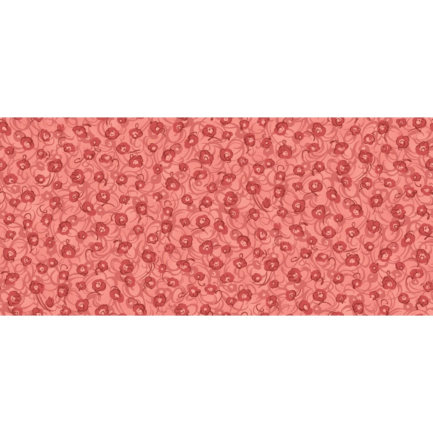 Stof Fabrics Colour Harmony - Coral