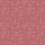 Stof Fabrics Hannah Basic - Scratches - Brick