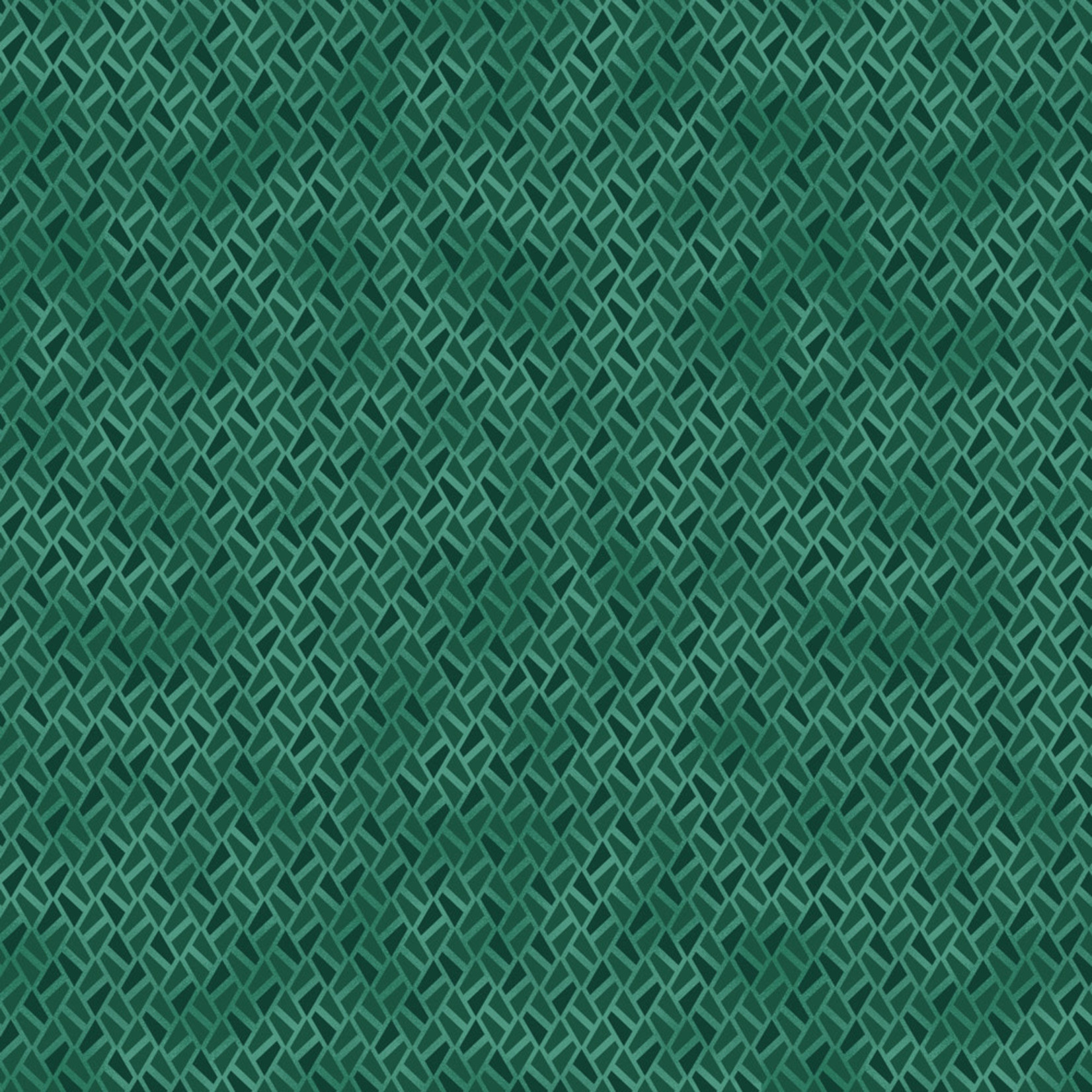 Stof Fabrics Hannah Basic - Geo - Green